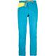 La Sportiva Talus lange broek Heren turquoise
